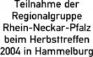 Hammelburg 2004